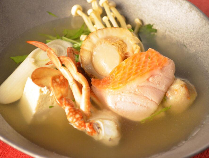 海鮮寄せ鍋2